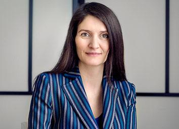 Psychologin Jessica Madia